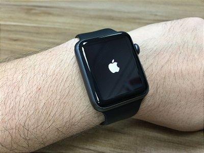 Apple Watch Series 1 - 42mm - Space Gray - Seminovo com 1 Ano de Garantia