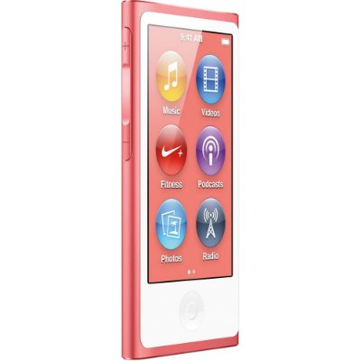 iPod Nano 7ª Geração - 16GB - Pink - Seminovo