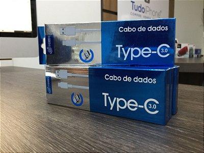 Cabo de Dados e Carregamento Type C USB 3.0