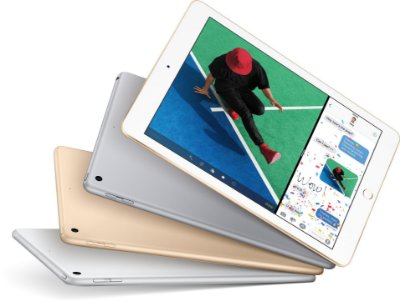 "iPad New - 32GB - Wi-fi - Novo -  Tela Retina 9.7"" - 1 Ano de Garantia Apple"