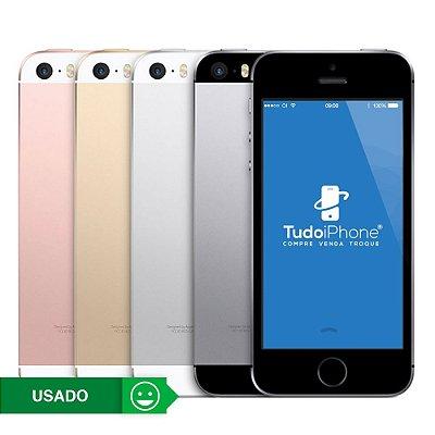 iPhone SE - 32GB - Usado - 1 Ano de Garantia TudoiPhone
