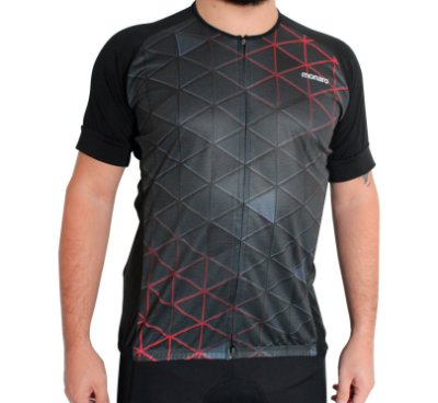 Camisa Masculina Ciclismo Tech Comfort Premium Monaro