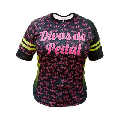Camisa ciclismo DIVAS DO PEDAL