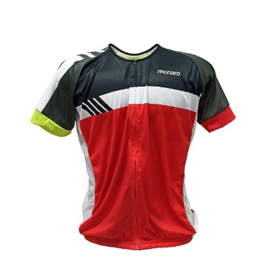 Camisa Jersey Masculina Speed Comfort Classic Ciclismo Monaro