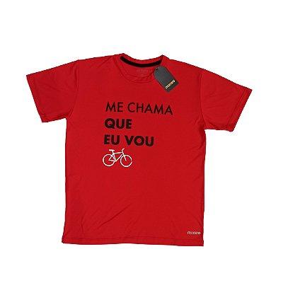 Camiseta Poliamida Esporte Premium Me Chama Monaro