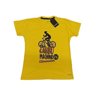 Baby Look Poliamida Esporte Premium Carbo Machine Monaro