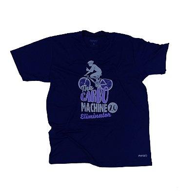 Camiseta Poliamida Esporte Premium Carbo Machine Monaro
