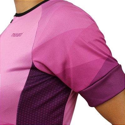 Camisa Feminina Pantera Comfort Classic Ciclismo Monaro