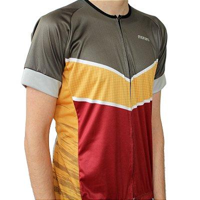 Camisa Masculina Iron Comfort Classic Ciclismo Monaro