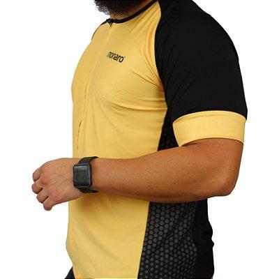 Camisa Masculina Tradicional Comfort Premium Ciclismo Monaro