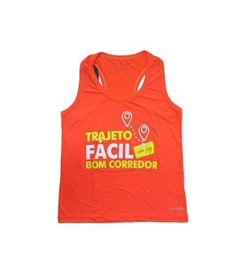 Regata Feminina Nadador Poliamida Esporte Running Trajeto Fácil Monaro
