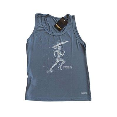 Regata Feminina Poliamida Esporte Running In The Rain