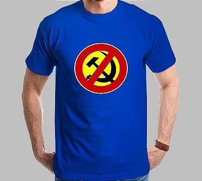 Camiseta Anti-Comunismo