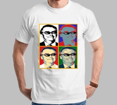 Camiseta Bolsonaro Vários Mitos (Super Econômica!!!)