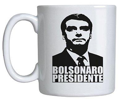 Caneca Bolsonaro Presidente