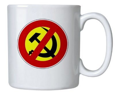 Caneca Anti-Comunismo