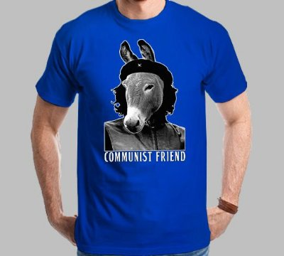 Camiseta Communist Friend