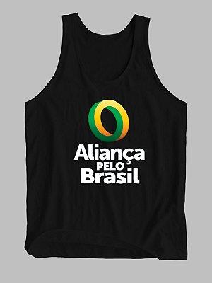 Regata Nadador Aliança pelo Brasil (Estampa Grande!)