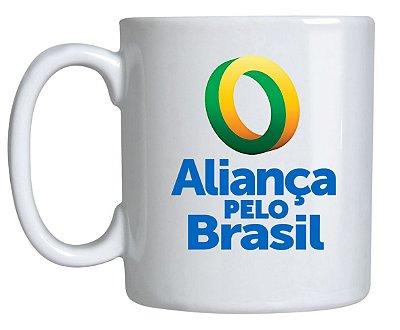 Caneca Aliança pelo Brasil
