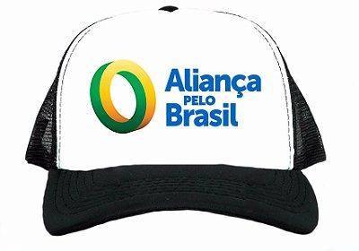 Boné Aliança pelo Brasil