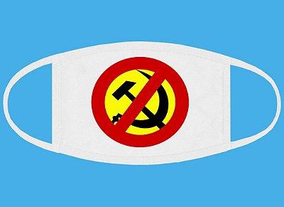 Máscara Anti-Comunismo