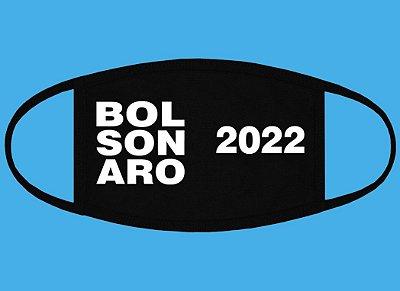Máscara Bolsonaro 2022