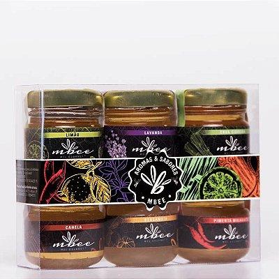 Kit Acetato Linha Aromas & Sabores
