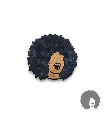 Brinco Saúda Afro  - EDIÇÃO LIMITADA