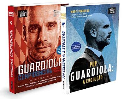 COMBO Guardiola (envios via Correios às 3ªs e 5ªs feiras)
