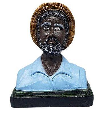 Preto Velho Busto 15cm