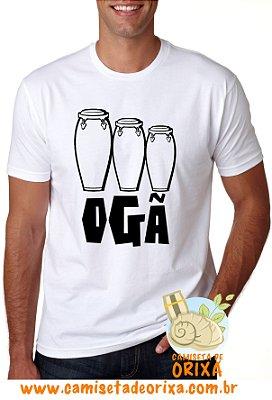 Camiseta de Ogã 1