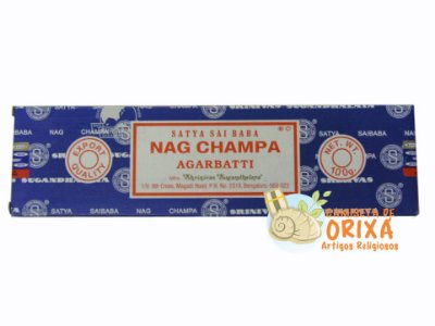 Incenso Nag Champa Mirra