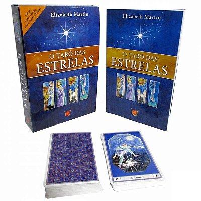 Tarô das Estrelas  Livro + 78 cartas