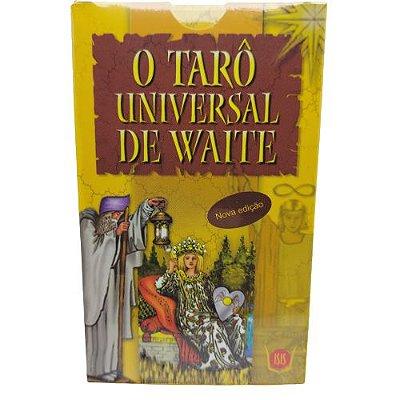 Tarô Universal de Waite 78 cartas