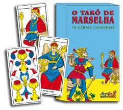 Tarô de Marselha 78 Cartas Artha
