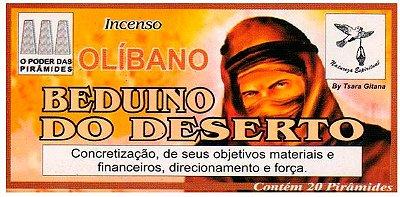 Defumador Olíbano Beduíno do Deserto