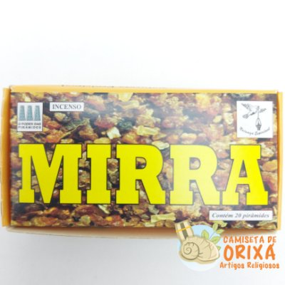 Defumador Mirra