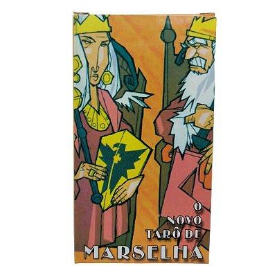 O Novo Tarô de Marselha - 78cartas