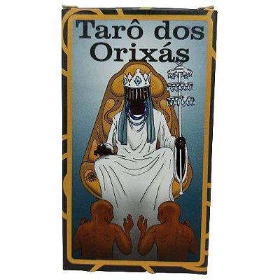 Tarô dos Orixás 22 Cartas