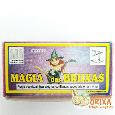 Defumador Magia das Bruxas
