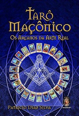 Tarô Maçônico 78 cartas + livro