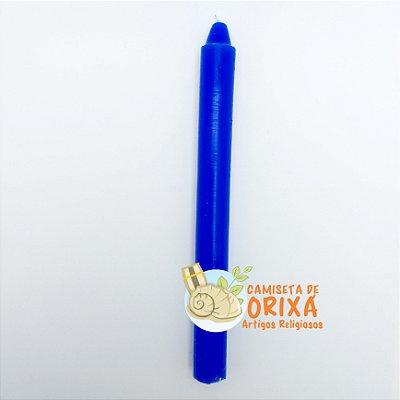 Vela Palito-Azulão-Maço com 8 unidades