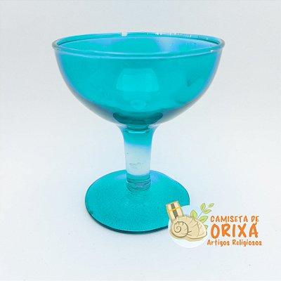 Taça Lisa Azul