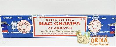 Incenso Nag Champa Satya Sai Baba