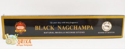 Incenso Black Nag Champa