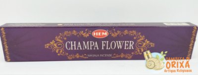 Incenso Champa Flower