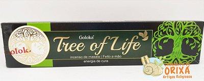 Incenso Tree of Life Goloka