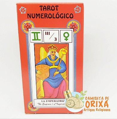 Tarot Numerológico - Importado