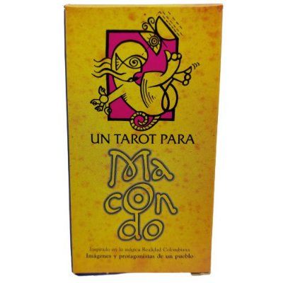 Tarot Un Tarot para Macondo - Importado