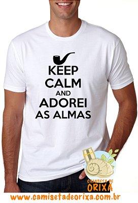 Keep Calm and Adorei as Almas